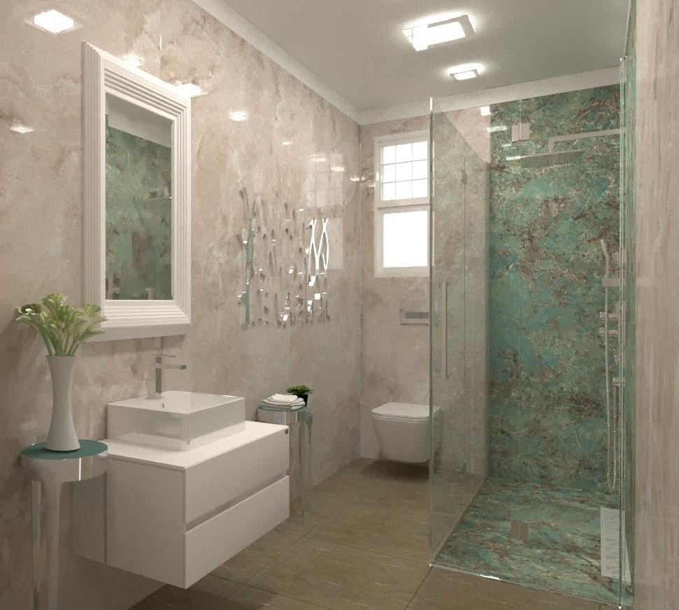 interioren-dizajn-za-bania-staklena-dush-kabina-zelen-mramor-2